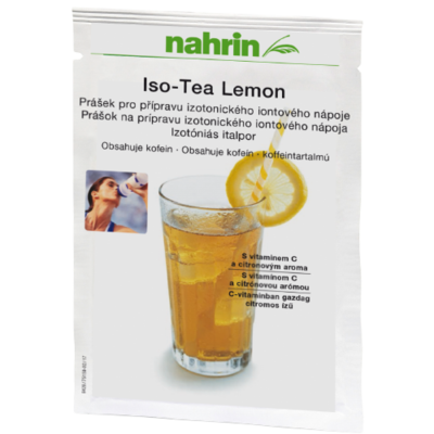 Iso Tea Lemon sáčok 55g