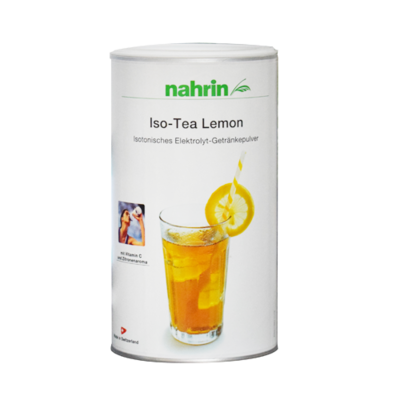 Iso-Tea Lemon 900 G